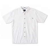 O'Neill Inlet Mens Shirt, White, medium
