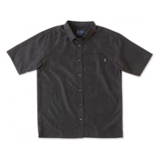 O'Neill Ohana Mens Shirt, Black, medium
