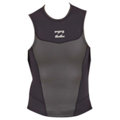 Billabong Foil 2mm Wetsuit Vest 2014, Black, medium