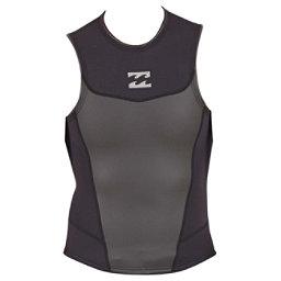 Billabong Foil 2mm Wetsuit Vest 2014, Black, 256