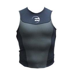 Billabong Foil 2mm Wetsuit Vest 2014, Blue, 256