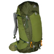 Gregory Zulu 55 Backpack 2017, Moss Green, medium