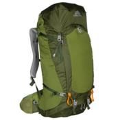 Gregory Zulu 55 Backpack, Moss Green, medium