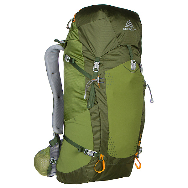 Gregory Zulu 40 Backpack 2017, Moss Green, 600