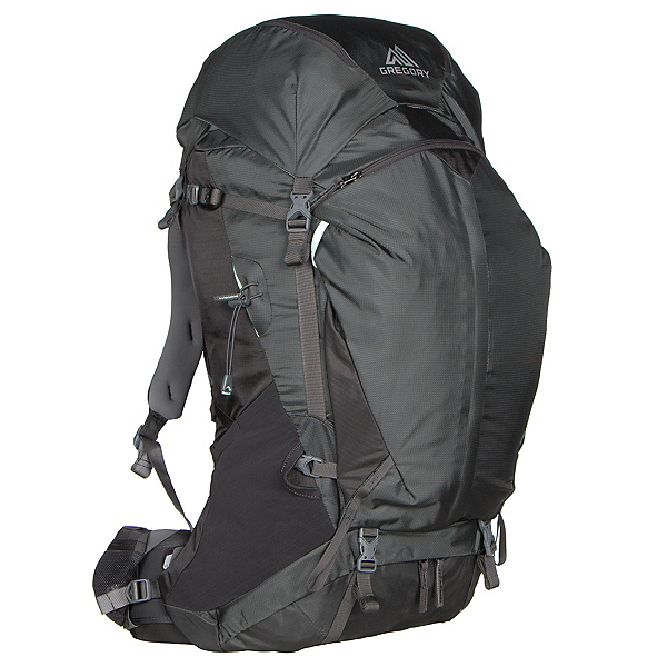 Gregory Deva 60 Womens Backpack 2017, Charcoal Gray, 600