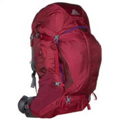 Gregory Deva 60 Womens Backpack, Ruby Red, medium