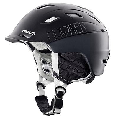Marker Ampire Womens Helmet, 2block All Black, viewer