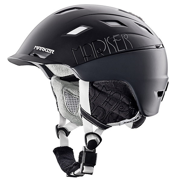 Marker Ampire Womens Helmet, 2block All Black, 600