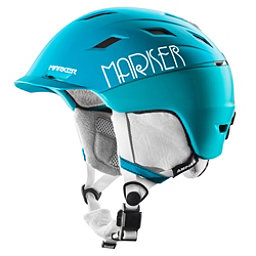 Marker Ampire Womens Helmet, 2block Blue Emerald, 256