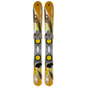Black Dragon Snowblade Ski Boards, 90cm, medium