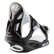 Millenium 3 Helix 4 Snowboard Bindings, , medium