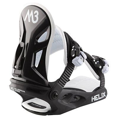 Millenium 3 Helix 4 Snowboard Bindings, , viewer