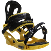 Millenium 3 Pivot Rockstar Snowboard Bindings, , medium