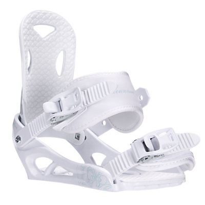 Millenium 3 Solstice Womens Snowboard Bindings, , viewer