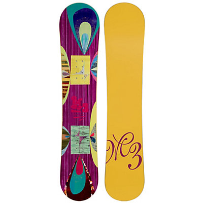Millenium 3 Escape Womens Snowboard, , viewer