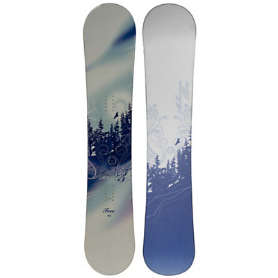 Millenium 3 Free Womens Snowboard, , viewer