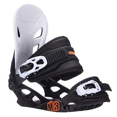 Millenium 3 Boys Helix XIII Kids Snowboard Bindings, , viewer