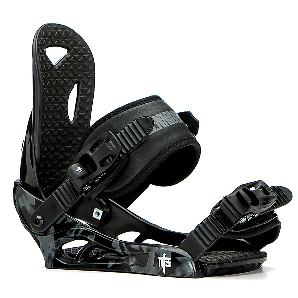 Millenium 3 Boys Helix Kids Snowboard Bindings, Small, 600