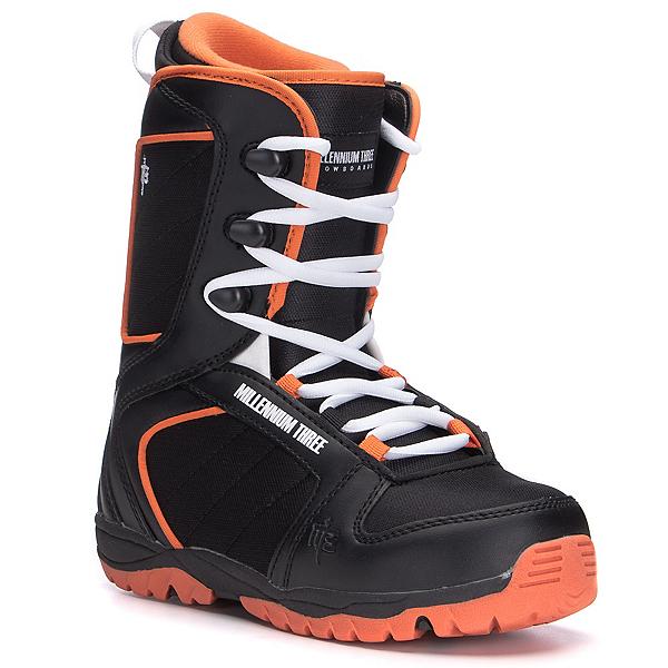 Millenium 3 Militia XIII Kids Snowboard Boots, , 600