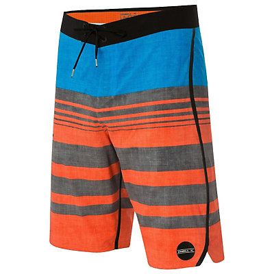 O'Neill Hyperfreak Knifing In Mens Board Shorts, Orange, viewer