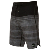 O'Neill Hyperfreak Knifing In Board Shorts, Black, medium