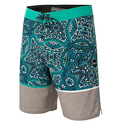 O'Neill Hyperfreak CANGGU Boardshorts, Grey, viewer