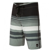 O'Neill Hyperfreak Heist Board Shorts, Black, medium