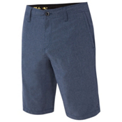 O'Neill Hybrid Freak Heather Board Shorts, Dark Navy, medium