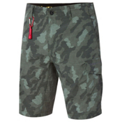 O'Neill Traveler Cargo Hybrid Board Shorts, Camo, medium