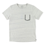 O'Neill Hyperdry Frame Tee Mens T-Shirt, White, medium