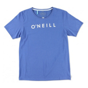 O'Neill Hyperdry Yambao Mens T-Shirt, Blue, medium