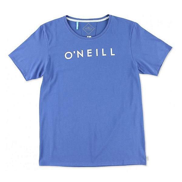 O'Neill Hyperdry Yambao Mens T-Shirt, Blue, 600