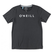 O'Neill Hyperdry Yambao Mens T-Shirt, Dark Charcoal, medium