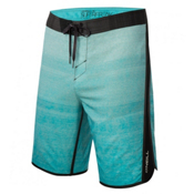 O'Neill Superfreak Criteria Board Shorts, Turquoise, medium