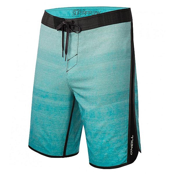 O'Neill Superfreak Criteria Mens Board Shorts, Turquoise, 600