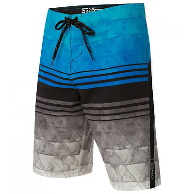 O'Neill Superfreak Diffusion Boardshorts, Bright Blue, viewer