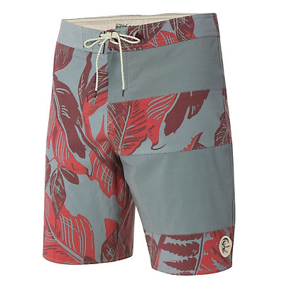 O'Neill Retrofreak Double Up Boardshorts, Steel, viewer