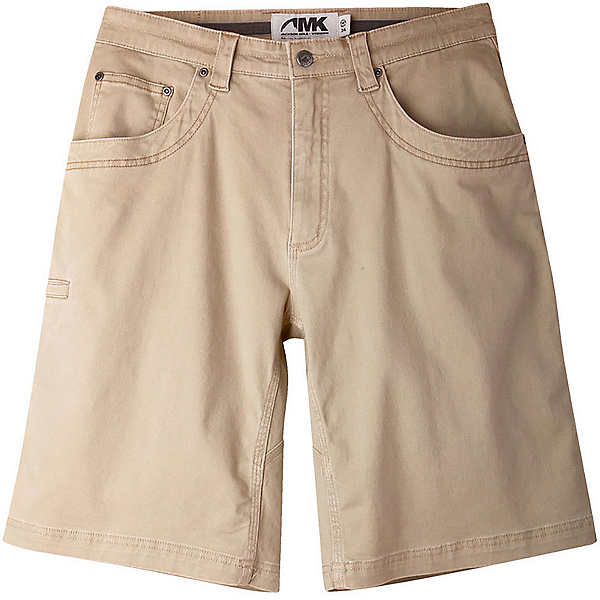 Mountain Khakis Camber 105 Mens Shorts, Retro Khaki, 600