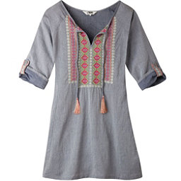 Mountain Khakis Sunnyside Tunic Womens Shirt, Clear Blue, 256