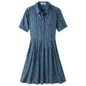 Mountain Khakis Wildflower Dress, Clear Blue, medium