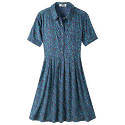 Mountain Khakis Wildflower Dress, Clear Blue, 256