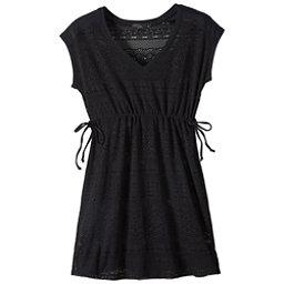 Prana Elliot Dress Bathing Suit Cover Up, Black, 256