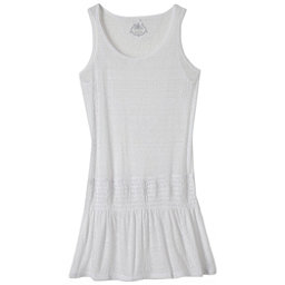 Prana Zadie Dress Bathing Suit Cover Up, White, 256