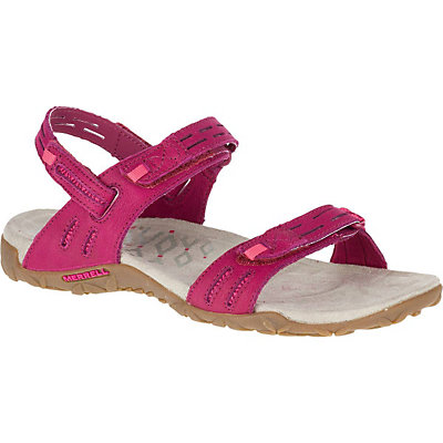 Merrell Terran Strap II Womens Watershoes, Fuchsia, viewer