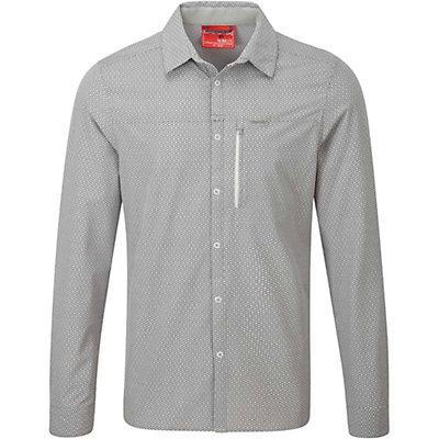 Craghoppers NosiLife Albert Long Sleeved Mens Shirt, , viewer