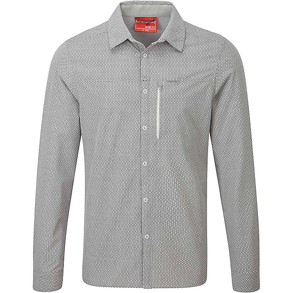 Craghoppers NosiLife Albert Long Sleeved Mens Shirt, , 600