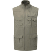 Craghoppers NAT GEO NosiLife Sherman Gilet Vest, Pebble, medium