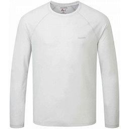Craghoppers NosiLife Goddard Long Sleeved Mens Shirt, Light Grey Marl, 256