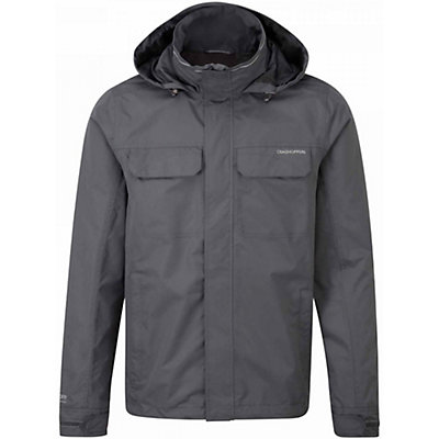 Craghoppers Pierre Mens Jacket, Elephant, viewer