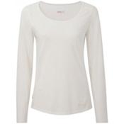 Craghoppers NosiLife Long Sleeved Tee Womens Shirt, Sea Salt, medium